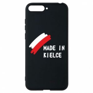 Phone case for Huawei Y6 2018 Made in Kielce