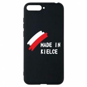 Huawei Y6 2018 Case Made in Kielce