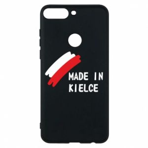 Phone case for Huawei Y7 Prime 2018 Made in Kielce