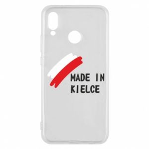 Phone case for Huawei P20 Lite Made in Kielce
