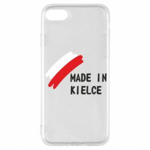 Phone case for iPhone 7 Made in Kielce