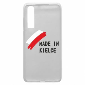 Phone case for Huawei P30 Made in Kielce