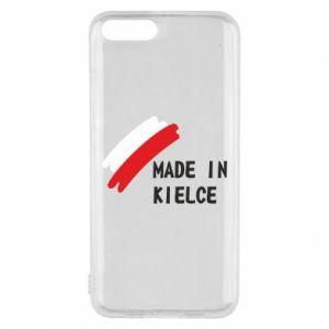 Phone case for Xiaomi Mi6 Made in Kielce