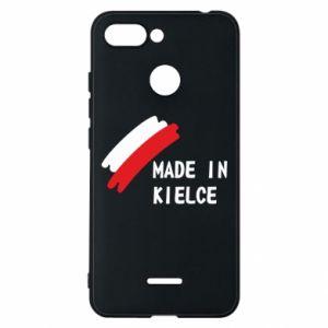 Xiaomi Redmi 6 Case Made in Kielce
