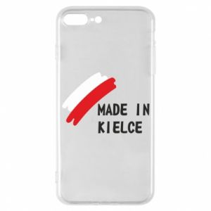 Phone case for iPhone 7 Plus Made in Kielce