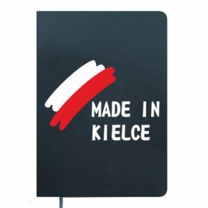 Notepad Made in Kielce