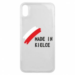 iPhone Xs Max Case Made in Kielce