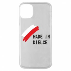 Phone case for iPhone 11 Pro Made in Kielce