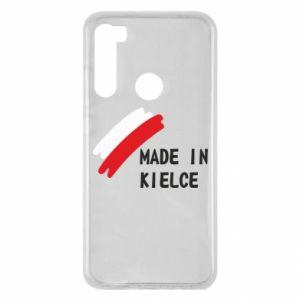 Xiaomi Redmi Note 8 Case Made in Kielce