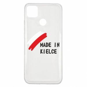 Xiaomi Redmi 9c Case Made in Kielce