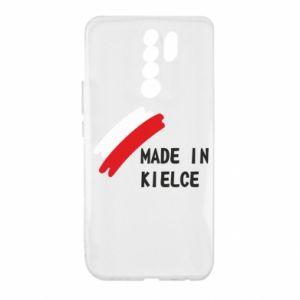 Xiaomi Redmi 9 Case Made in Kielce