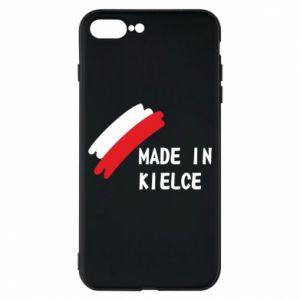 Phone case for iPhone 8 Plus Made in Kielce