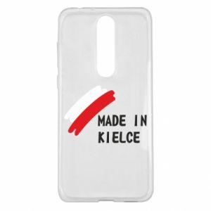 Nokia 5.1 Plus Case Made in Kielce