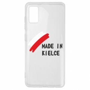 Samsung A41 Case Made in Kielce