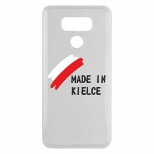 LG G6 Case Made in Kielce