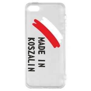Etui na iPhone 5/5S/SE Made in Koszalin
