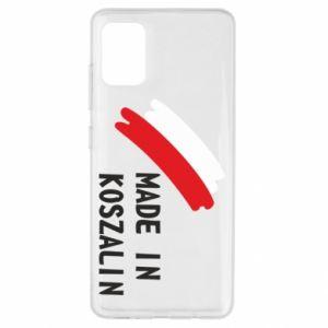 Etui na Samsung A51 Made in Koszalin