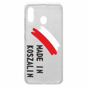Etui na Samsung A20 Made in Koszalin