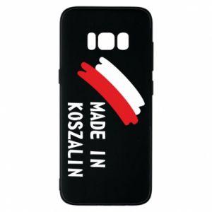 Etui na Samsung S8 Made in Koszalin