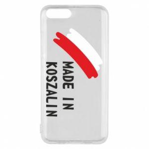 Etui na Xiaomi Mi6 Made in Koszalin