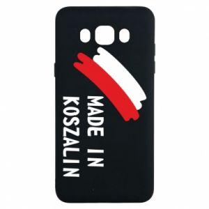 Etui na Samsung J7 2016 Made in Koszalin