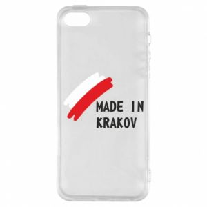 iPhone 5/5S/SE Case Made in Krakow