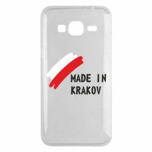 Samsung J3 2016 Case Made in Krakow