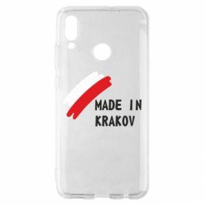 Huawei P Smart 2019 Case Made in Krakow