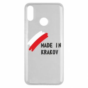 Huawei Y9 2019 Case Made in Krakow