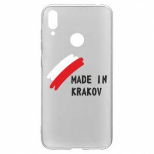 Huawei Y7 2019 Case Made in Krakow