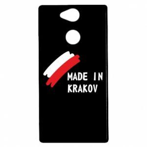 Sony Xperia XA2 Case Made in Krakow