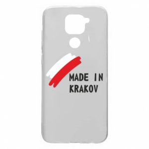 Xiaomi Redmi Note 9 / Redmi 10X case % print% Made in Krakow