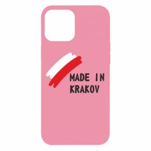 iPhone 12 Pro Max Case Made in Krakow