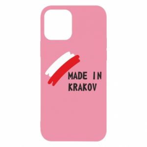 iPhone 12/12 Pro Case Made in Krakow