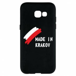 Samsung A5 2017 Case Made in Krakow