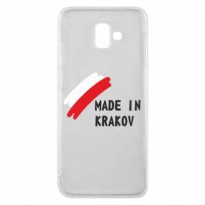 Samsung J6 Plus 2018 Case Made in Krakow