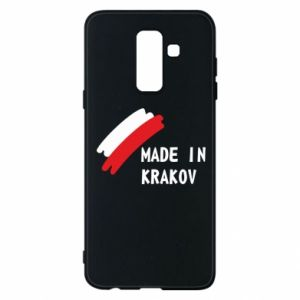Samsung A6+ 2018 Case Made in Krakow
