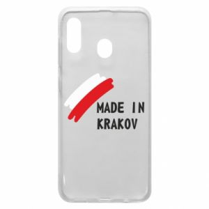 Samsung A30 Case Made in Krakow