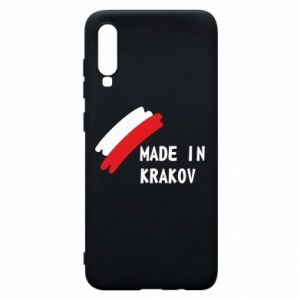 Samsung A70 Case Made in Krakow