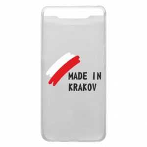 Samsung A80 Case Made in Krakow