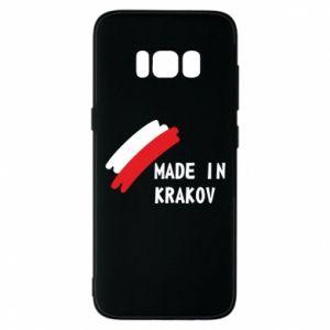 Samsung S8 Case Made in Krakow