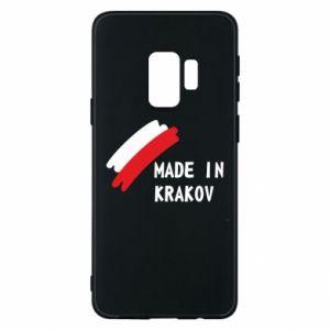 Samsung S9 Case Made in Krakow