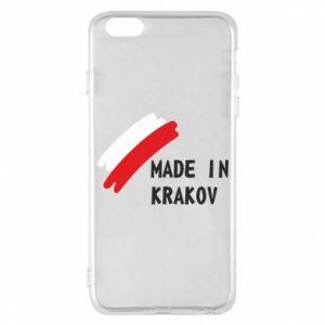 iPhone 6 Plus/6S Plus Case Made in Krakow