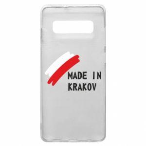 Samsung S10+ Case Made in Krakow