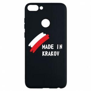 Etui na Huawei P Smart Made in Krakow
