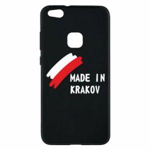 Huawei P10 Lite Case Made in Krakow