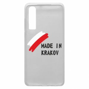 Huawei P30 Case Made in Krakow