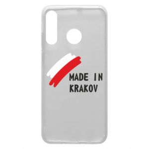 Huawei P30 Lite Case Made in Krakow
