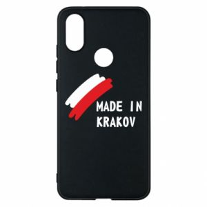 Xiaomi Mi A2 Case Made in Krakow