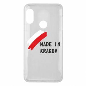 Mi A2 Lite Case Made in Krakow